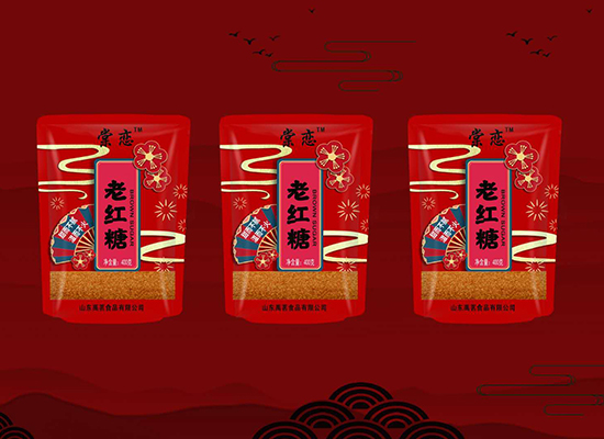 禹茗食品强势推新,棠恋老红糖惊喜上市!