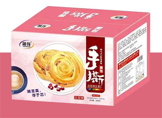 简存乳酸菌味吐司面包,选材精致的优质吐司面包