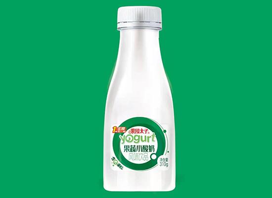 超财酒业强势推新,果园太子系列酸奶隆重上市!
