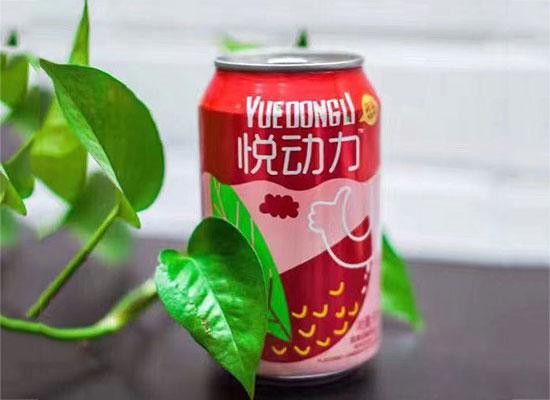 悦动力果味饮料,酸甜美味的健康饮品