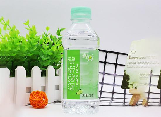 喜多力苏打水饮料,两种不同口味,获得消费者一致好评!