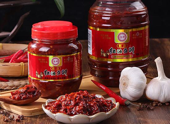恒坤郫县红油豆瓣,一经上市,深受消费者青睐