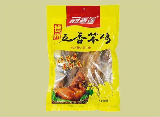 西克由冠香莲扒鸡,优选原材料,畅销单品