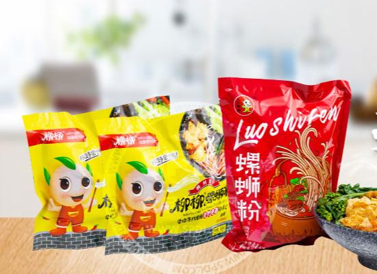 柳柳螺蛳粉,地道柳州风味,经销商代理的不二之选!