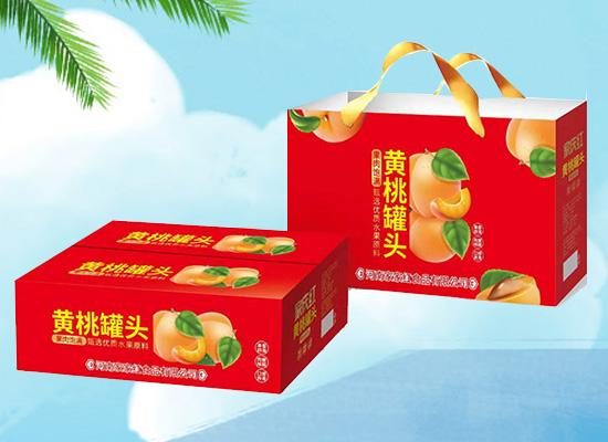 家家红食品旗下产品众多,家庆红水果罐头销量火爆!