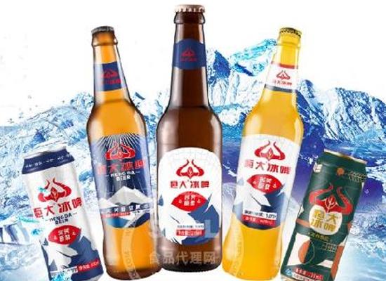 重磅!恒大冰啤大单品携手实力派明星,盛大招商,引领千亿啤酒市场进入2.0时代!