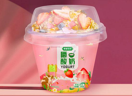 藏疆牧场嚼酸奶,可以嚼着吃的优质酸奶