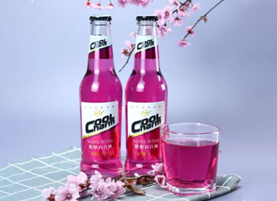 微醺社交,春日里的酷魅蘇打酒