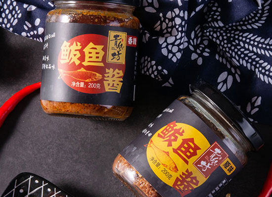 老味道磷虾酱,入口爽滑,鲜香麻辣,下饭必备!
