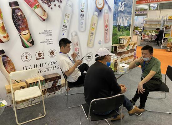 合肥糖酒会火热进行中,谋道食品与您相约合肥国际会展中心5B-11号展位!
