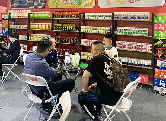 益和源饮品亮相漯河食博会,精彩纷呈,现场签约不断!
