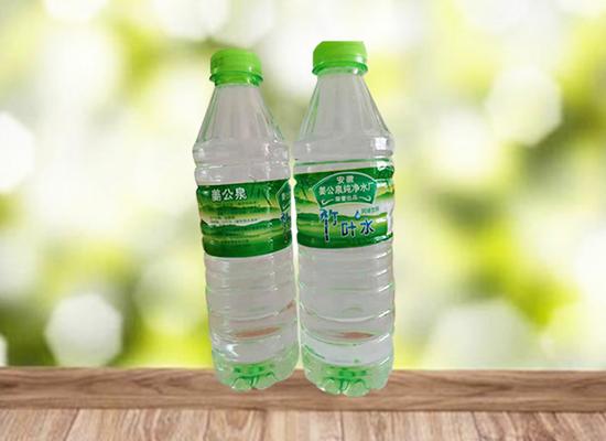 选姜公泉饮用水,打开健康每一天