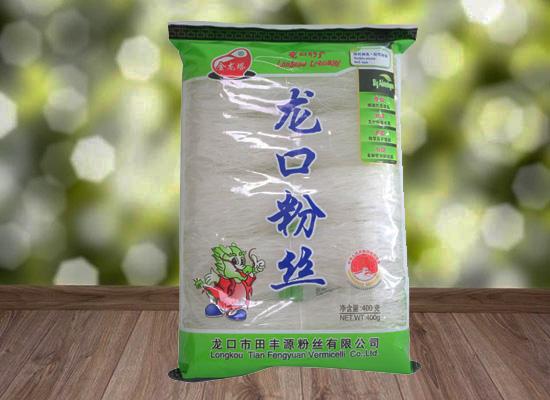 金龙塔龙口粉丝选用优质原料,口感好,瞬间刷爆吃货圈!