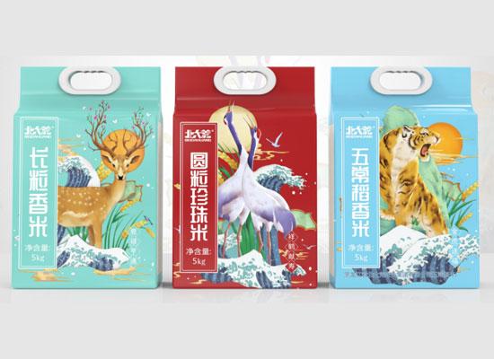 机遇,千载难逢,中国农业巨无霸北大荒香米面向全国招商!