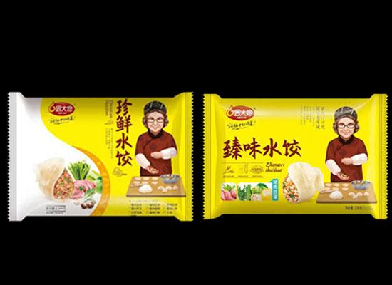 上新罗大娘美味水饺,缔造鲜美不简单