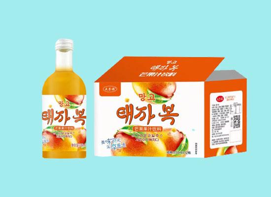 上新太子福果汁飲料,美味時光,樂享果味