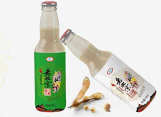 老北京豆奶引發經銷商爭搶訂貨,強勁招商政策代理無憂