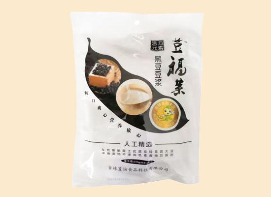 荳福莱豆浆粉口味多样,顺滑细腻,谷香扑鼻