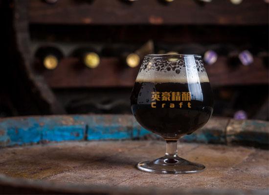 这家酒馆有这样一款令人惊艳的黑啤——世涛黑啤