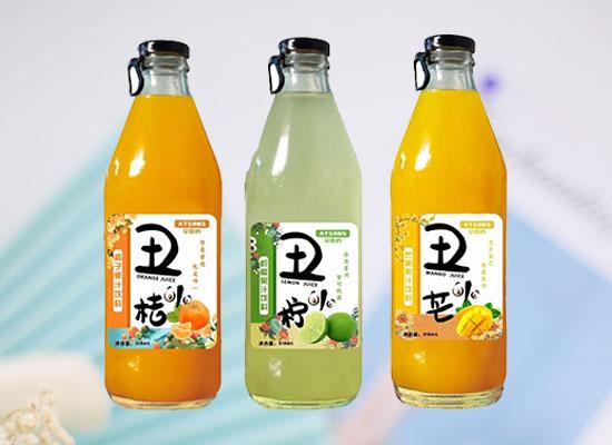 艾臣式果汁饮料上新,美味多多,等你来pick!